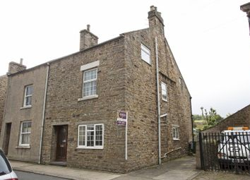 Thumbnail 4 bed semi-detached house for sale in Hood Street, St Johns Chapel, Bishop Auckland, County Durham