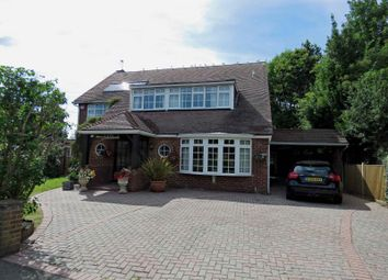 Thumbnail 4 bed detached house for sale in St. Peters Road, Hayling Island