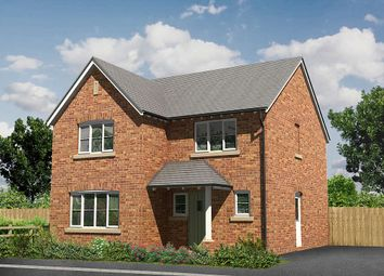 Thumbnail 4 bed detached house for sale in Eccleshall, Stafford, Staffordshire