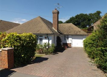 Thumbnail 3 bedroom detached bungalow for sale in St Peters Crescent, Bexhill-On-Sea