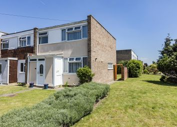 Thumbnail 3 bed end terrace house for sale in Ashacre Way, Worthing