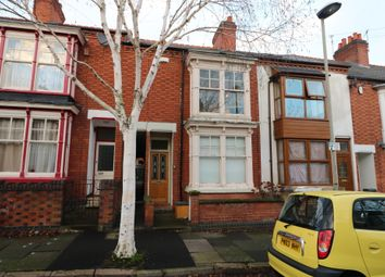Thumbnail 3 bed terraced house for sale in Cambridge Street, Leicester