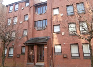 Thumbnail 1 bed flat for sale in Budhill Avenue, Budhill, Glasgow