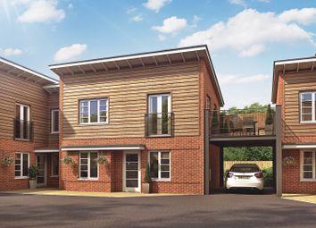 Thumbnail 2 bedroom semi-detached house for sale in Barleythorpe Road, Oakham, Rutland
