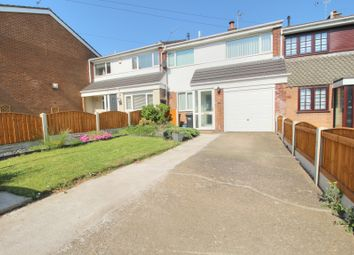 Thumbnail 3 bed terraced house for sale in Pinewood Avenue, Connah's Quay, Deeside