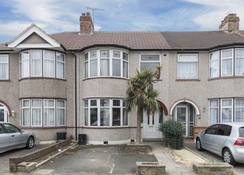 Thumbnail 3 bed terraced house for sale in Reynolds Avenue, Romford