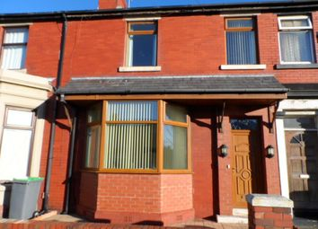 Thumbnail 3 bed terraced house for sale in Vicarage Lane, Blackpool