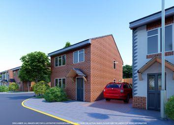 Thumbnail 3 bed detached house for sale in Plot 4 Warwick New John Street, Halesowen, West Midlands