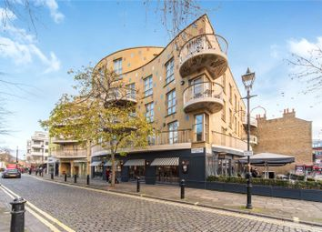 Thumbnail 1 bed flat for sale in Fulham Island, 4 Farm Lane, London