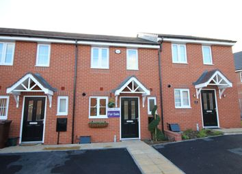 Thumbnail 2 bed terraced house for sale in Wards Bridge Gardens, Wednesfield, Wolverhampton