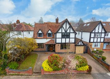 Thumbnail 4 bed detached house for sale in Grange Gardens, Pinner