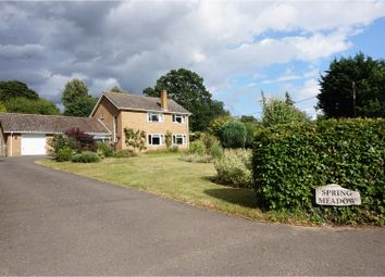 Thumbnail 4 bed detached house for sale in Lower Street, Great Bealings