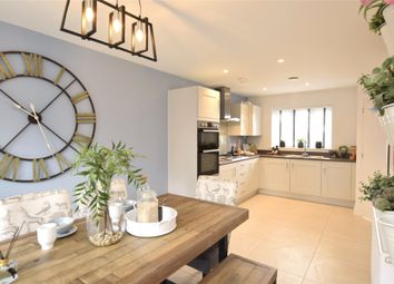 Thumbnail 4 bed detached house for sale in Plot 69, Hares Chase, Cricklade, Swindon, Wiltshire