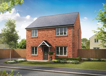 "Thumbnail 3 bed detached house for sale in ""The Knightsbridge"" at King Street Lane, Winnersh, Wokingham"