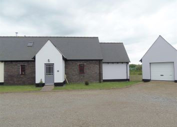 Thumbnail 2 bed semi-detached bungalow for sale in Eastmoor Park, Cuffern, Roch, Haverfordwest