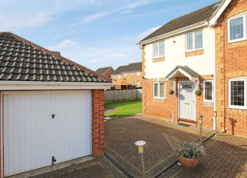 Thumbnail 3 bed semi-detached house for sale in Orchard Way, Measham, Swadlincote