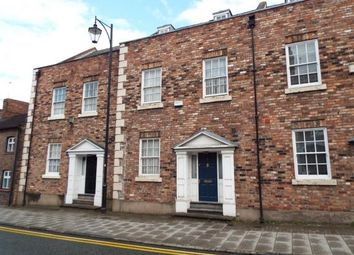 Thumbnail 4 bed terraced house for sale in Whitehall, Welsh Row, Nantwich, Cheshire