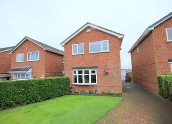 Thumbnail 4 bed detached house for sale in Belvoir Avenue, Stoke-On-Trent