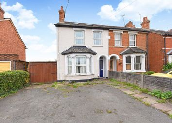 Thumbnail 4 bed semi-detached house to rent in Stanway Cottages, Eastworth Road, Chertsey
