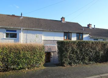 Thumbnail 2 bed terraced house for sale in Ross Avenue, Carmarthen, Carmarthenshire