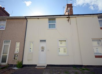 Thumbnail 2 bed terraced house for sale in Belmont Drive, Staveley, Chesterfield