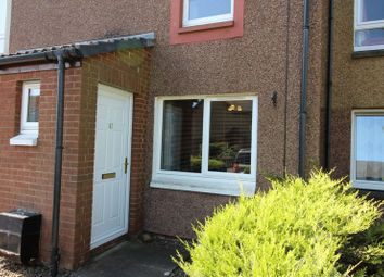 Thumbnail 2 bed terraced house for sale in Wellside, Haddington