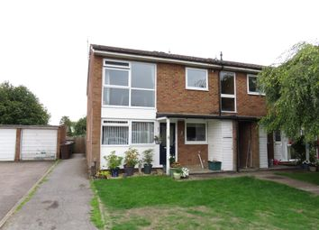 Thumbnail 2 bed flat for sale in Lea Walk, Harpenden