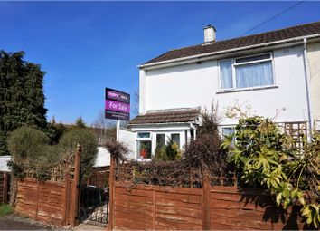 Thumbnail 2 bed end terrace house for sale in Maplin Road, Southampton