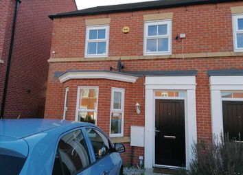 Thumbnail 3 bed semi-detached house to rent in Great Heath Road, Liverpool