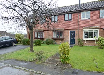 Thumbnail 3 bed terraced house for sale in Bradley Close, Oakley, Aylesbury