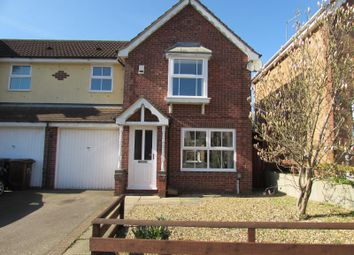 Thumbnail 3 bedroom semi-detached house to rent in Butts Croft Close, Northampton