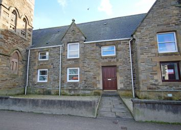 Thumbnail 2 bed flat for sale in 17 Pringle Court, Buckie