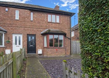 Thumbnail 3 bedroom semi-detached house for sale in Fairfax Road, Cambridge