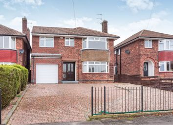 Thumbnail 4 bed detached house for sale in Cliffe Road, Grantham