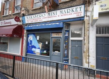 Thumbnail Retail premises to let in Manor Park Road, London