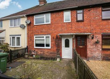 Thumbnail 3 bed terraced house for sale in Hollick Crescent, Gun Hill, Coventry, Warwickshire
