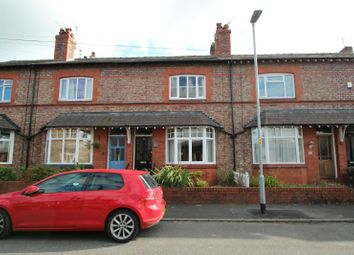 Thumbnail 2 bed terraced house for sale in Lilac Road, Hale, Altrincham