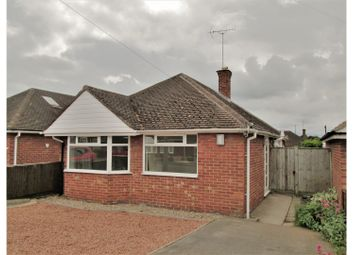 Thumbnail 2 bed detached bungalow for sale in Norwich Drive, Cheltenham