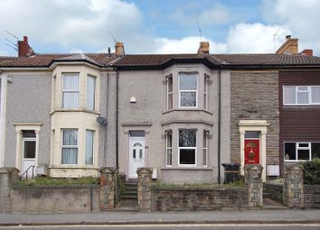 Thumbnail 2 bed terraced house for sale in Summerhill Road, Bristol