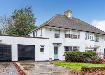 3 bed semi-detached house for sale in The Grove, Sidcup DA14