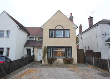 Thumbnail 2 bed semi-detached house for sale in Coventry Road, Hinckley