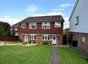 Thumbnail 3 bed semi-detached house for sale in Yew Tree Rise, Calcot, Reading