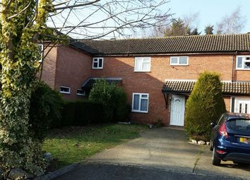 Thumbnail 2 bed terraced house to rent in Weasdale Court, Woking