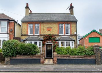 Thumbnail 4 bedroom detached house for sale in Darnley Road, Gravesend