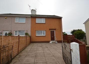 Thumbnail 2 bedroom property for sale in Ennerdale Road, Maryport