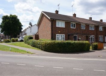 Thumbnail 3 bed end terrace house for sale in Pond Wood Road, Crawley