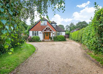 Thumbnail 4 bed detached house for sale in Edwin Road, West Horsley, Leatherhead