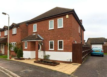 Thumbnail 4 bed detached house for sale in Buckfast Avenue, Bedford