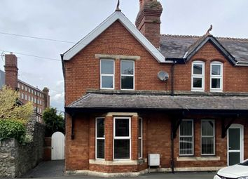 Thumbnail 3 bed end terrace house for sale in Boden Villas, Chard