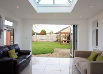 Thumbnail 4 bed detached bungalow for sale in Marratts Lane, Great Gonerby, Grantham